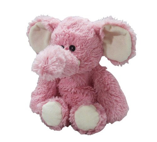 Elephant Warmies-Pink