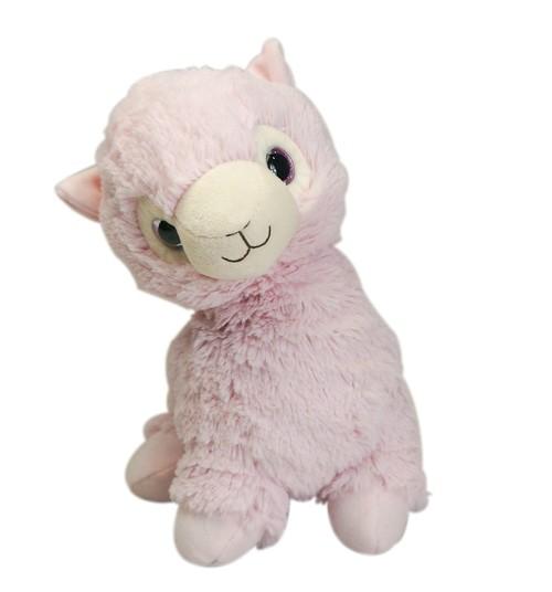 Pink Llama Warmie