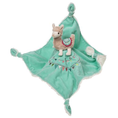 LilyLlama Blanket