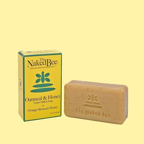 Orange Blossom Honey Soap