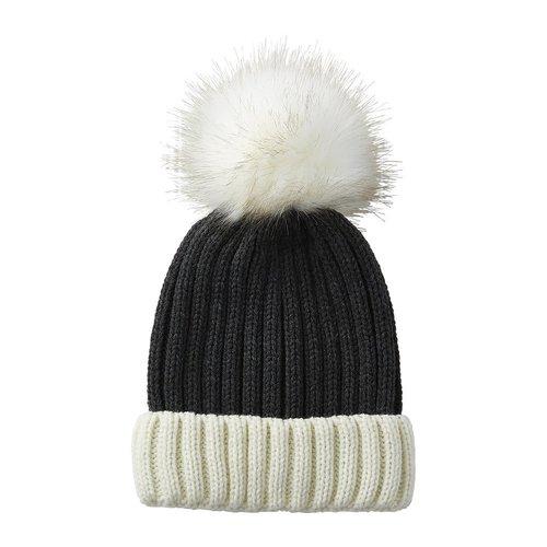 Smoke Maddie Pom Pom Hat