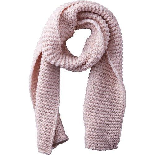 Pink Jax Heavy Knit Scarf
