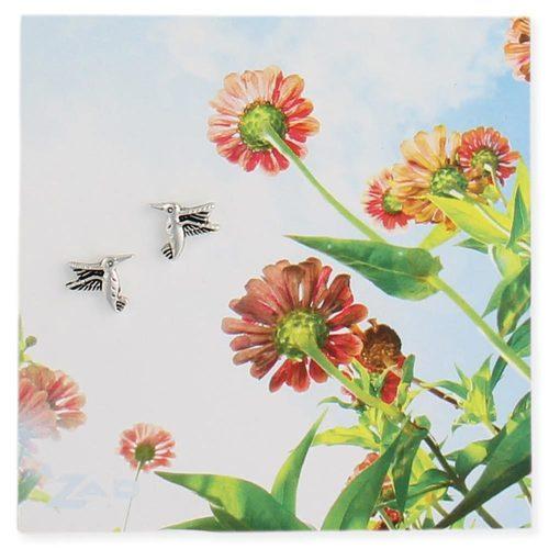 Small Hummingbird Post