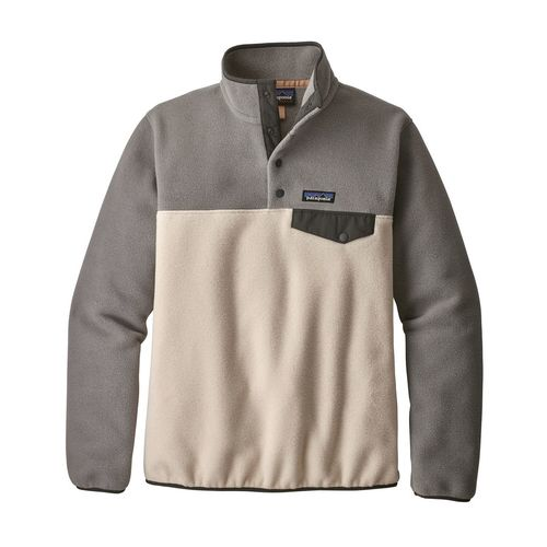 Patagonia W's LW Synch Snap-T P/O Calcium