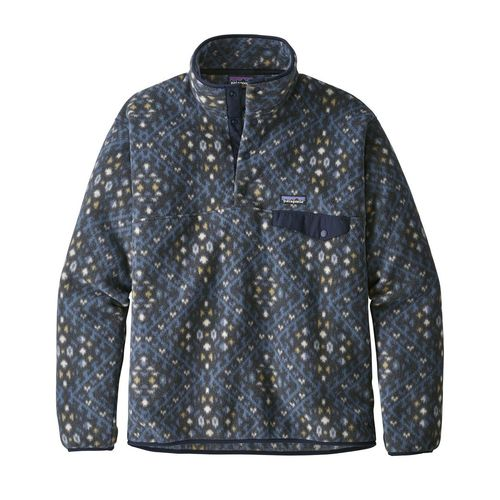 Patagonia M's LW Synch Snap-T P/O Howl: Stone Blue