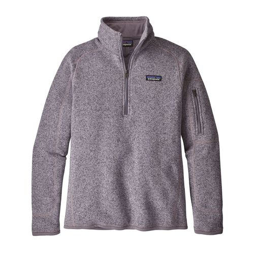 Patagonia W's Better Sweater 1/4 Zip Smokey Violet