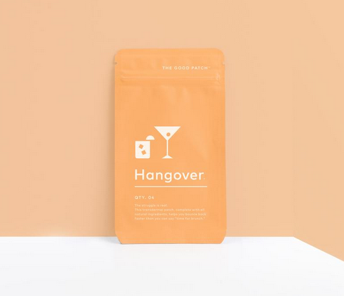 Plant Based Hangover Patch