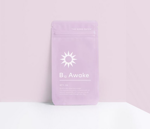Plant Based B12 Awake Patch