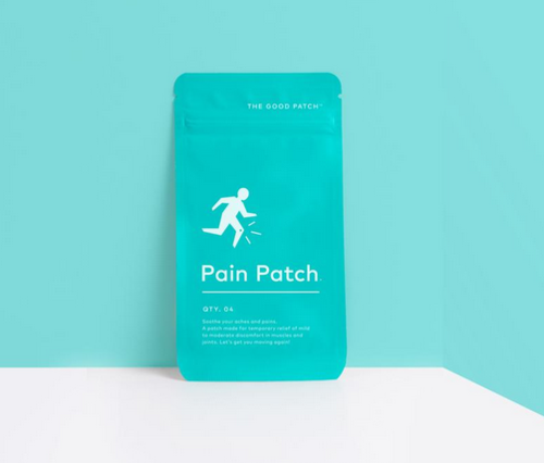 Plant Based Pain Patch