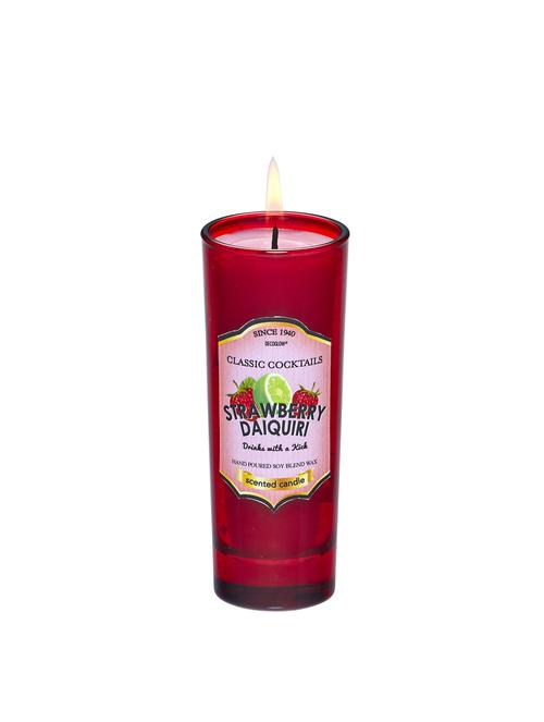 Shot Glass Strawberry Daiquiri