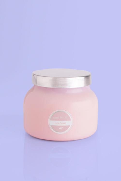 Volcano Bubblegum Petite Signature Jar Candle