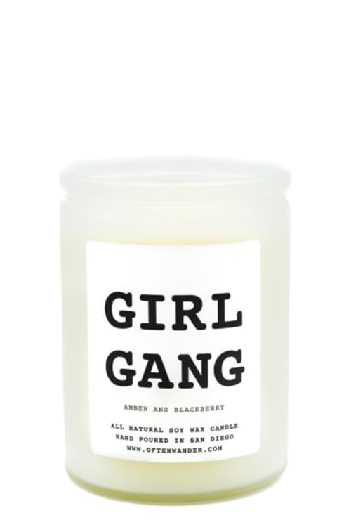 Element Girl Gang Candle