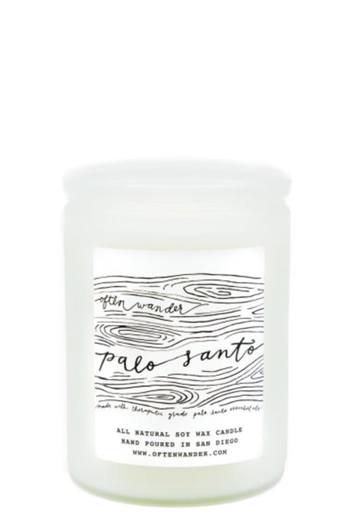 Element Palo Santo Candle