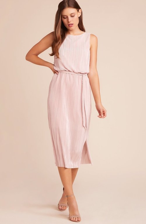 Off to the Races Midi Dress