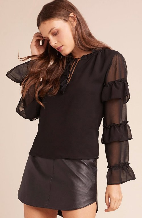 True Romance Blouse