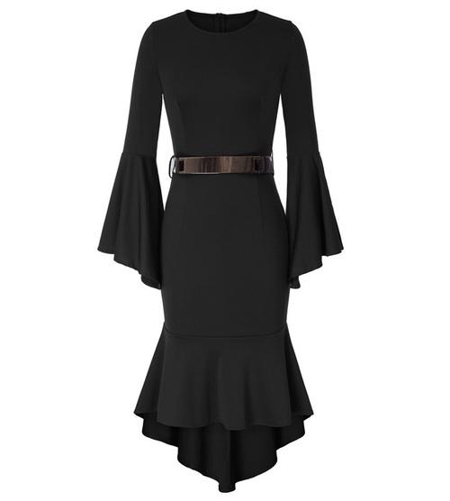 Temptation Dress (Red or Black)