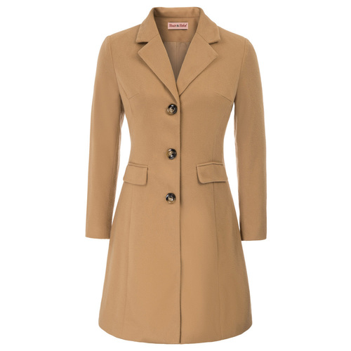 Central Park Coat (Camel or black)