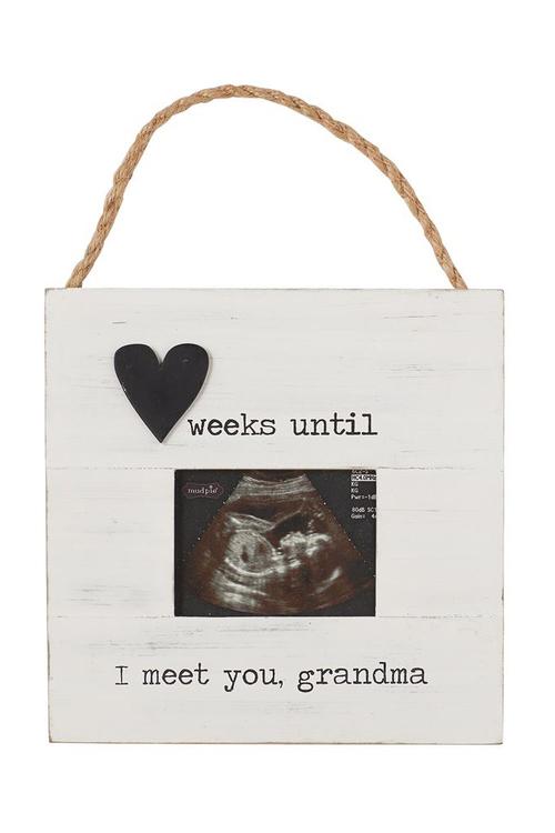 Grandma Countdown Ultrasound Frame
