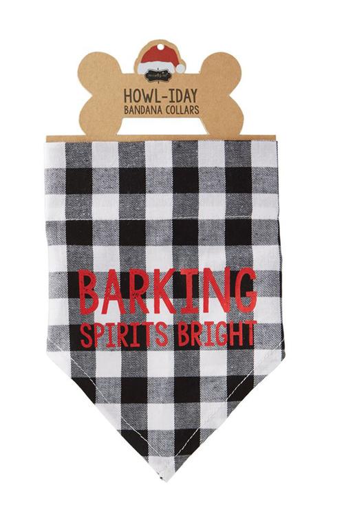 Barking Spirit Bandanna Collar