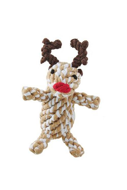 Reindeer Rope Toy