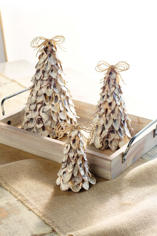 Oyster Shell Tree- Large