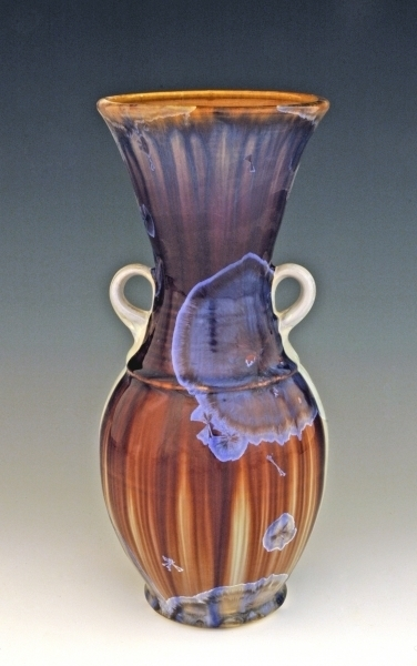 Stellar Large Trumpet Vase