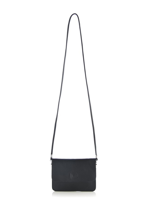 Fiona Cross Body Bag - Black