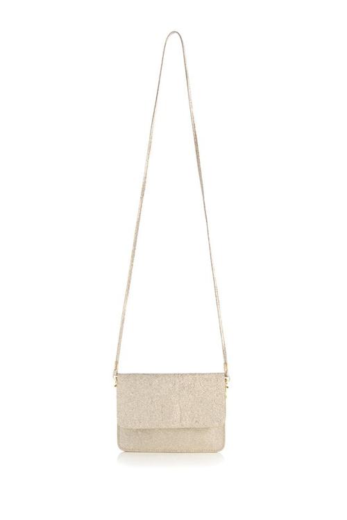 Fiona Cross Body Bag - Gold