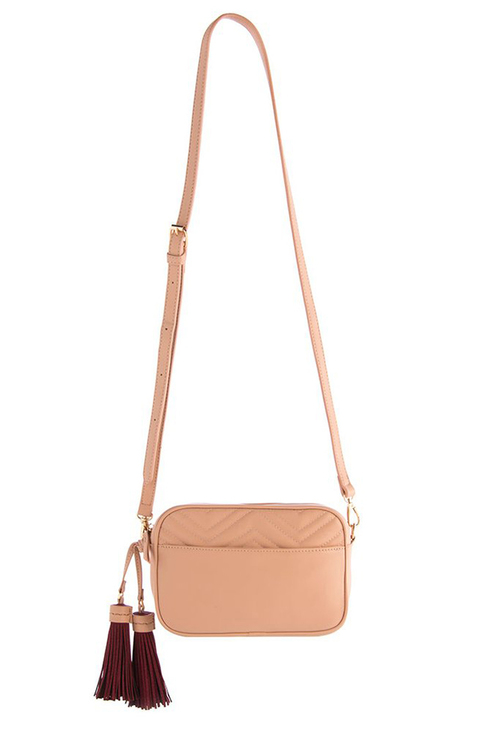 Amie Cross Body - Blush