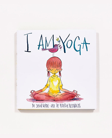 I am Yoga Kids Book