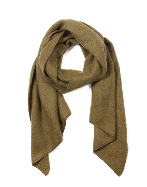 Solid Scarf - Olive