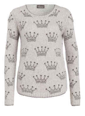Knit Crown Pullover