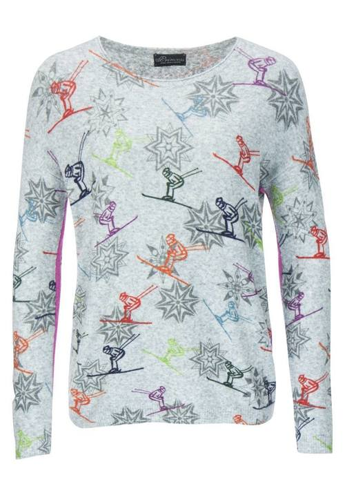 Skiing Pullover