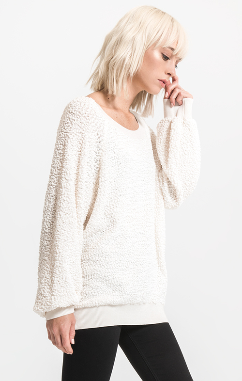 Miles Oversized Pullover