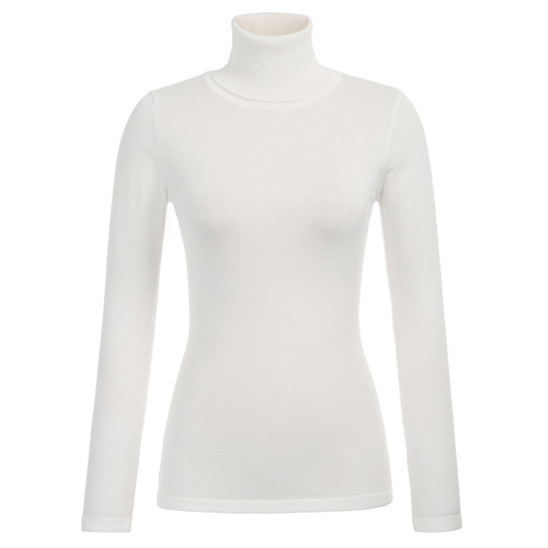 Cabin Fever Turtleneck (White or Black)