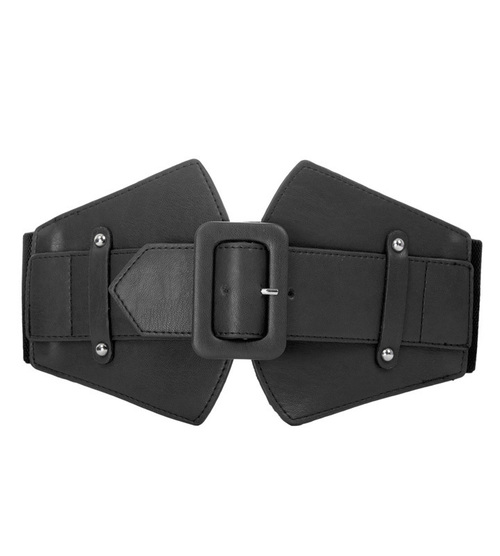 Nico Cincher Belt (Black or Red)