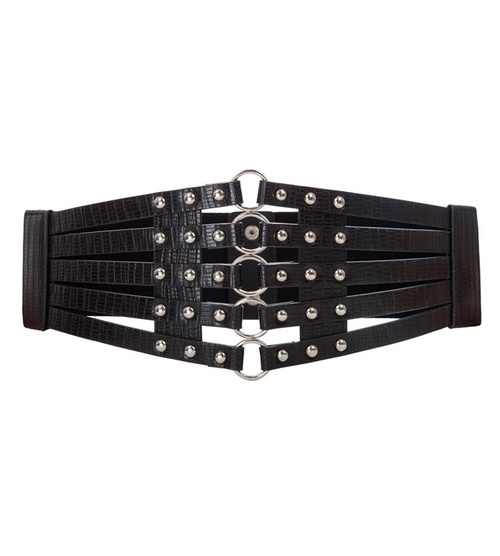 Arcadia Belt (Brown or Black)