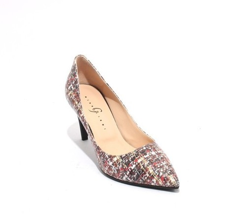 Multicolor Leather / Classics Pointy Heel Pumps