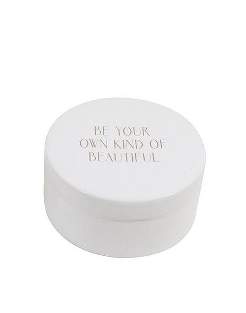Be Your Beautiful Box