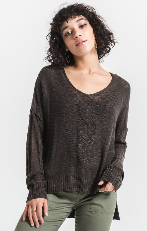 Aries Slub Knit Sweater