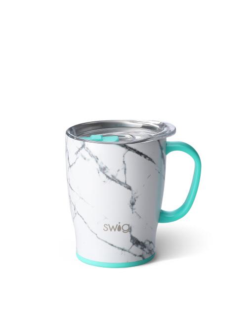 Swig Mug 18oz - Marble