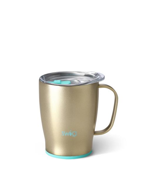 Swig Mug 18oz - Champagne