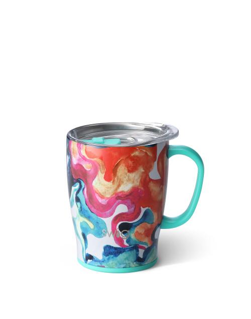 Swig Mug 18oz - Color Swirl