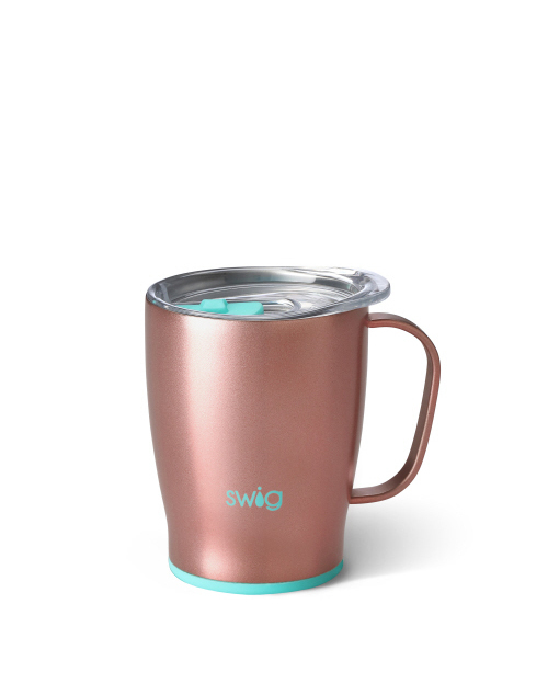Swig Mug 18oz - Rose Gold