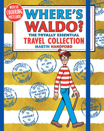 Where's Waldo? Travel Colletion