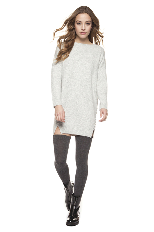Lara Side Slit Tunic