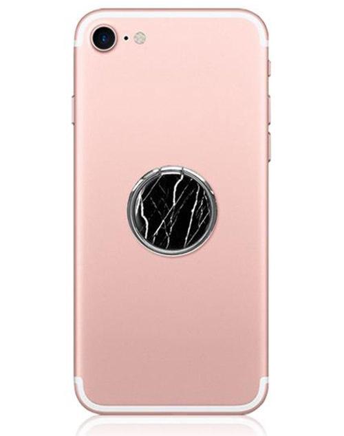 Phone Ring - Black Marble