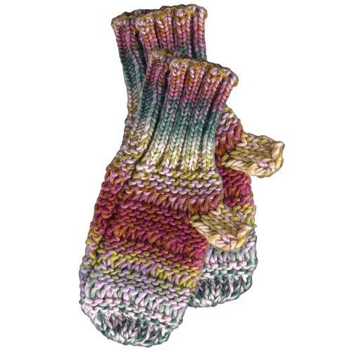 Ombre Knit Glove