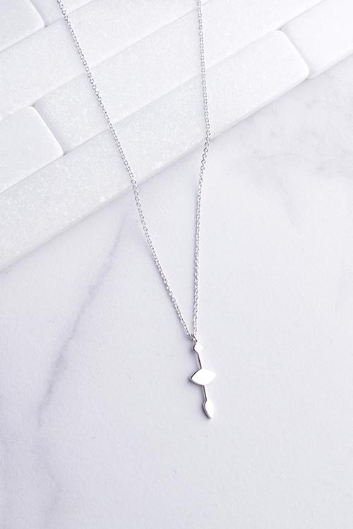Sunrise Arrow Necklace