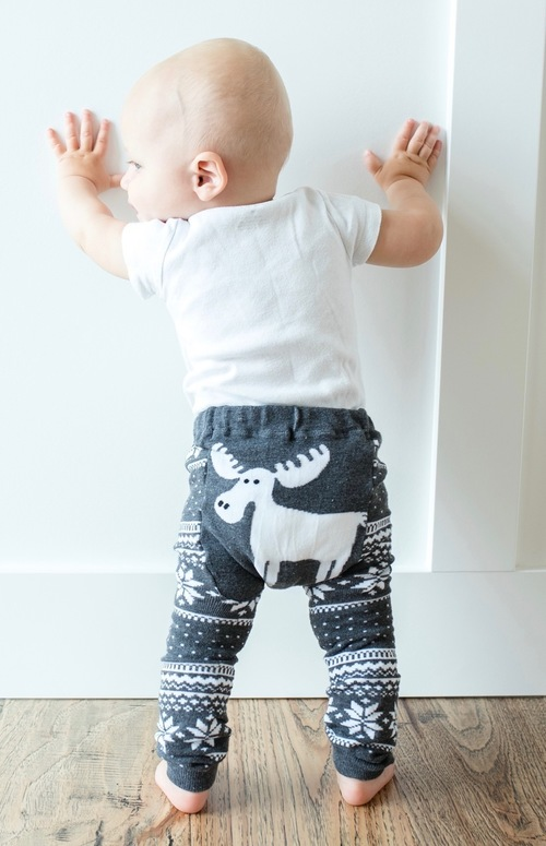 Grey Moose Leggings